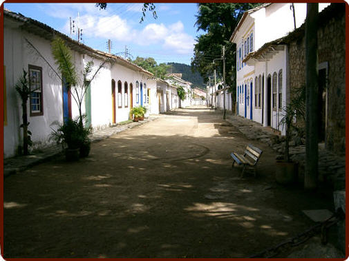 Paraty City Centre